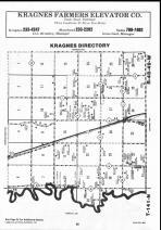 Map Image 042, Clay County 1990
